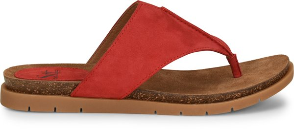 Image of the Rina shoe from the side