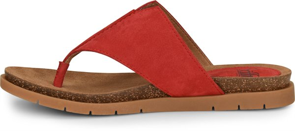 Image of the Rina shoe instep