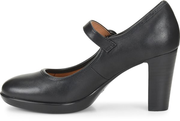 Image of the Natara shoe instep