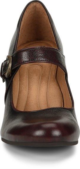 Image of the Miranda shoe toe