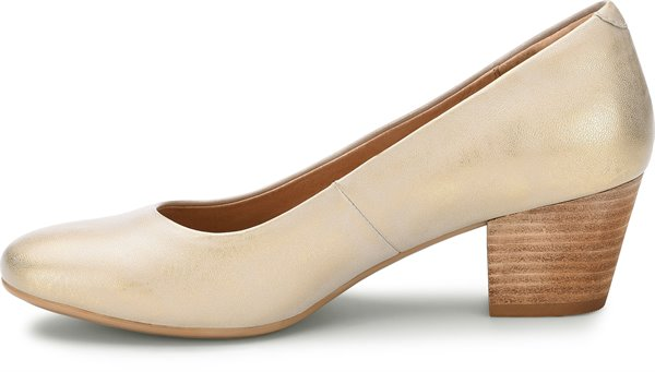 Image of the Lindon shoe instep
