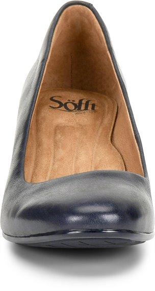 Image of the Lindon shoe toe