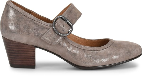Image of the Lorna shoe from the side