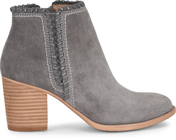 Image of the Wilton shoe from the side
