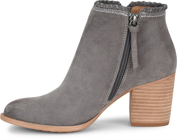 Image of the Wilton shoe instep