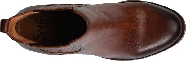 Image of the Sadova shoe from the top
