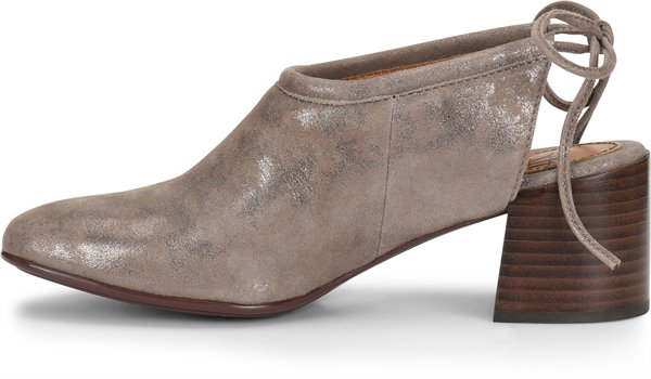 Image of the Lenora shoe instep
