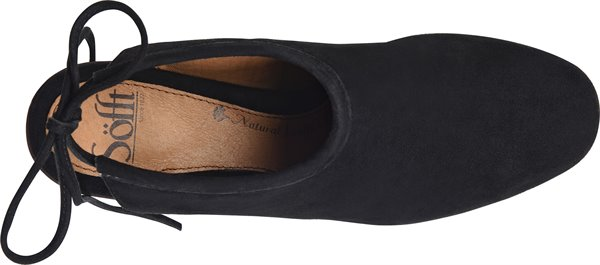 Image of the Lenora shoe from the top