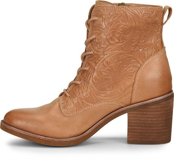 Image of the Sondra shoe instep