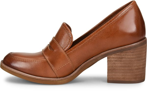 Image of the Sophia shoe instep