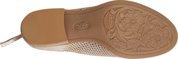Image of the Canobie outsole