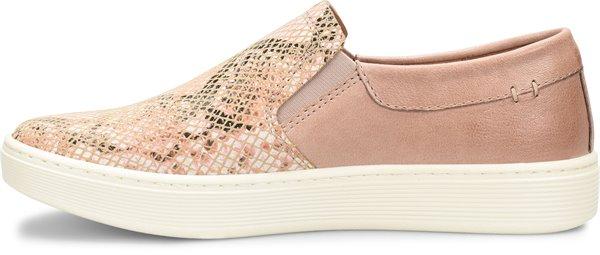 Image of the Somers-III shoe instep