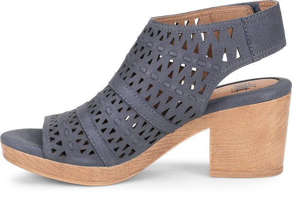 Image of the Ophia shoe instep
