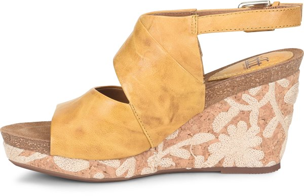 Image of the Corrina shoe instep