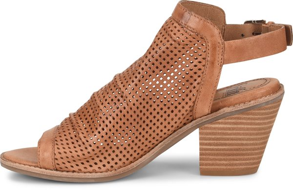 Image of the Milly shoe instep