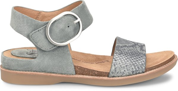 Image of the Bali shoe from the side