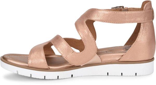 Image of the Malana shoe instep