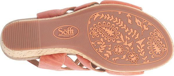 Image of the Courtnee outsole
