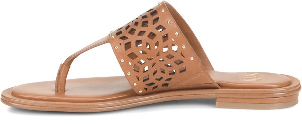 Image of the Mayela shoe instep
