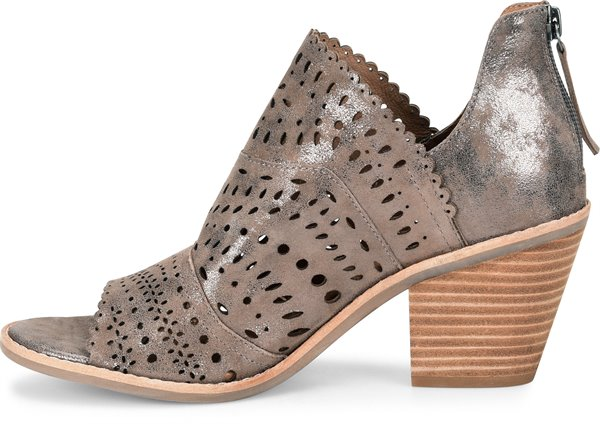 Image of the Millard shoe instep