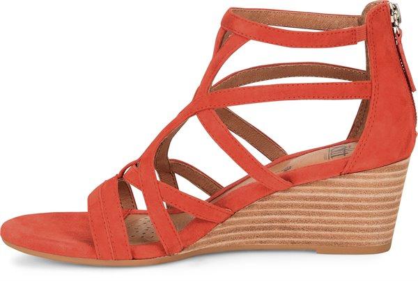 Image of the Malindi shoe instep
