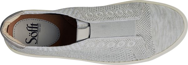 Image of the Safia-Knit shoe from the top
