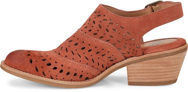 Image of the Alyce shoe instep