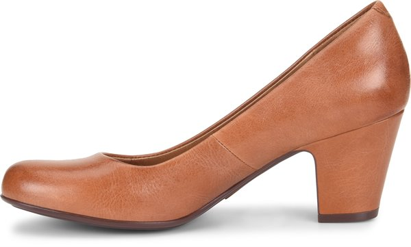 Image of the Myka shoe instep