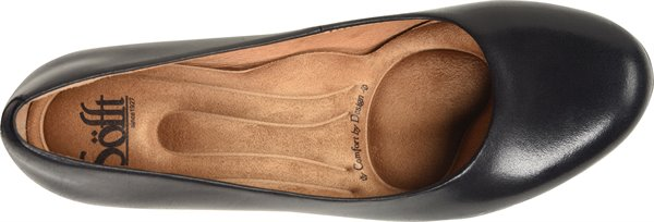 Image of the Myka shoe from the top