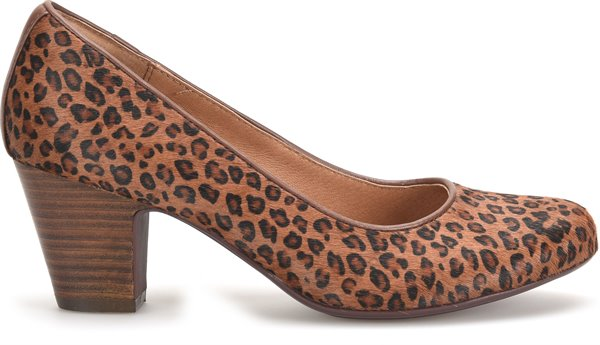 Image of the Myka shoe from the side