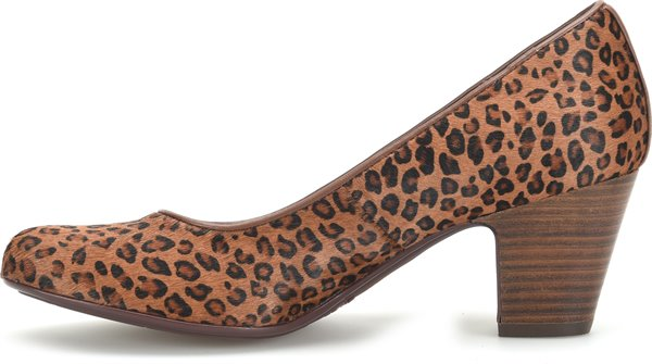 Image of the Myka shoe instep