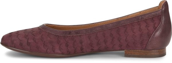 Image of the Maretto shoe instep
