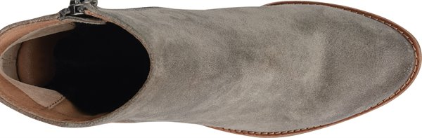Image of the Tilton shoe from the top