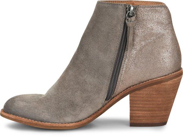 Image of the Tilton shoe instep