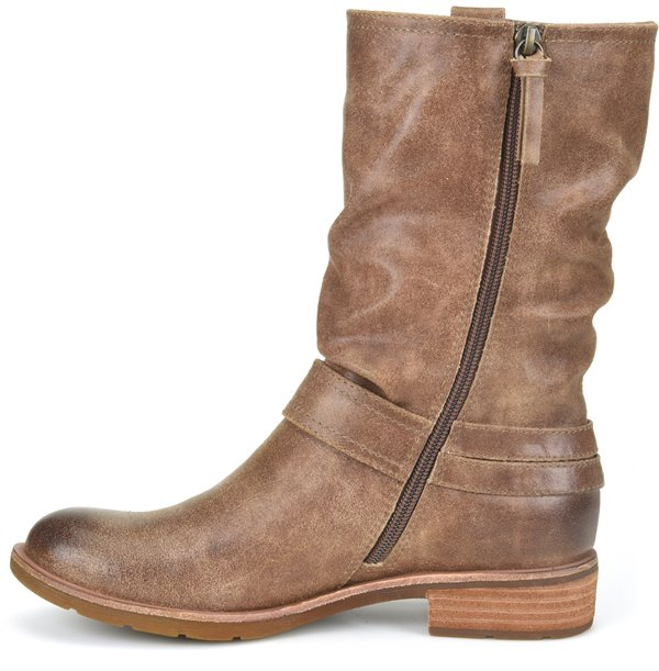 Image of the Bostyn shoe instep