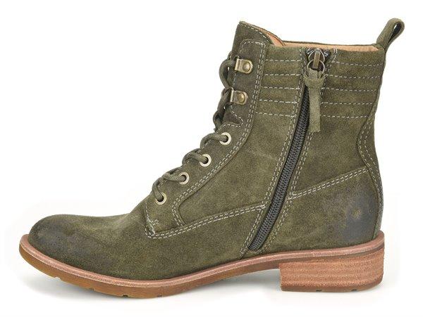 Image of the Baxter shoe instep