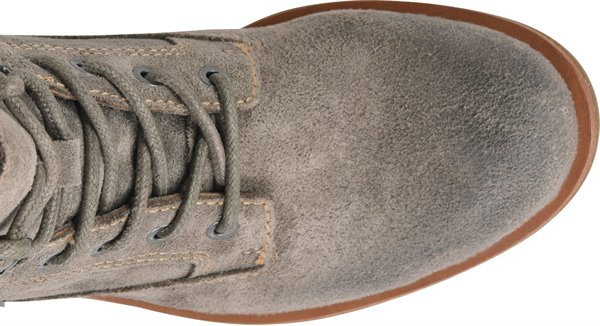 Image of the Baxter shoe from the top