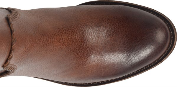 Image of the Anniston shoe from the top