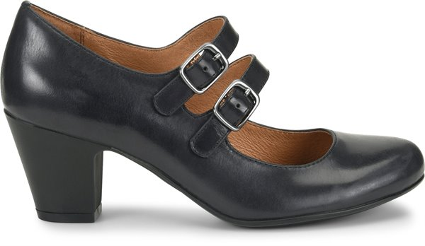 Image of the Maliyah-FinalSale shoe from the side