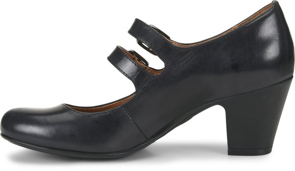 Image of the Maliyah shoe instep