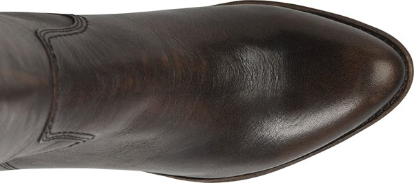 Image of the Atmore shoe from the top