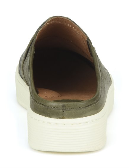 Image of the Somers-III-Slide shoe heel
