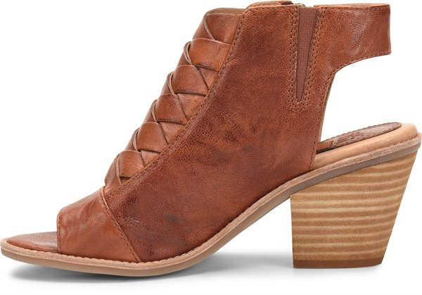 Image of the Mckenna shoe instep