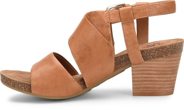 Image of the Melina shoe instep