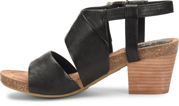Image of the Melina shoe instep