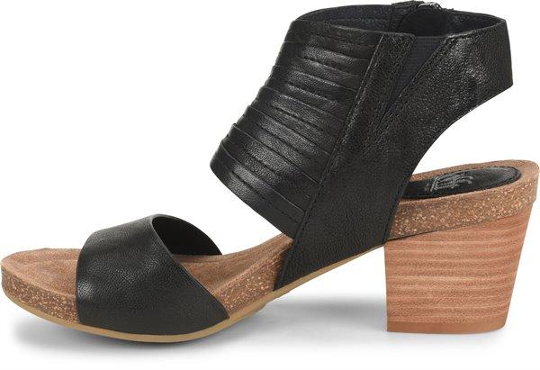 Image of the Milan-II shoe instep