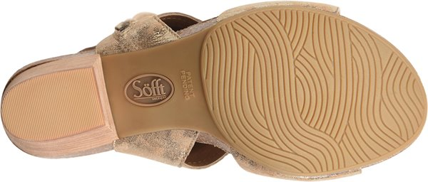 Image of the Milan-II outsole