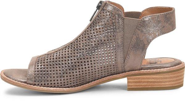 Image of the Nalda-Zip shoe instep