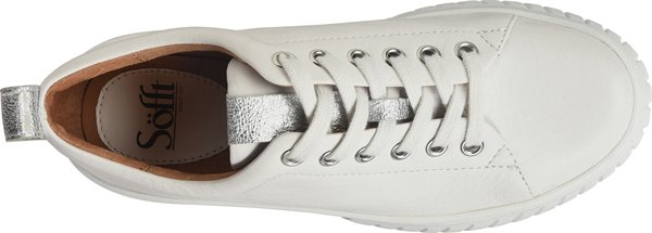 Image of the Pacey shoe from the top