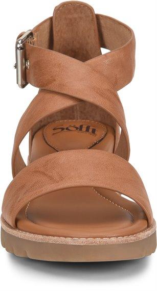Image of the Novia shoe toe